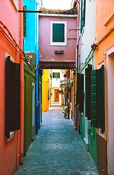 Burano by Claude Taylor