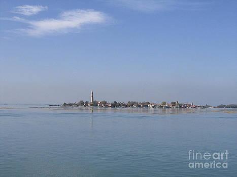 BERNARD JAUBERT - Burano. Lagoon