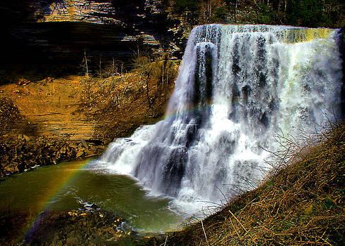 Matthew Winn - Burgess Falls Rainbow