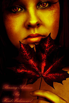 Burning-autumn by Hend