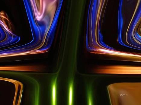 Burning Glow by Greg Reed Brown