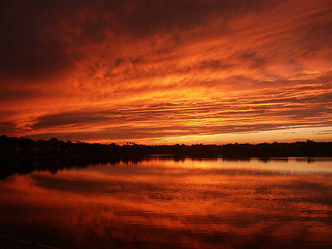 Burning Water by Bill Lucas
