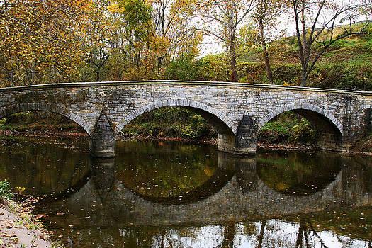 Burnside Bridge by Brian M Lumley