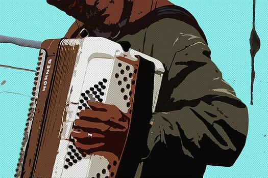 David Pringle - Busker Pop Art