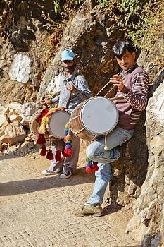Kantilal Patel - Buskers Busking