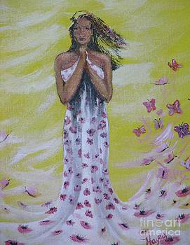 Butterfly by Barbara Hayes