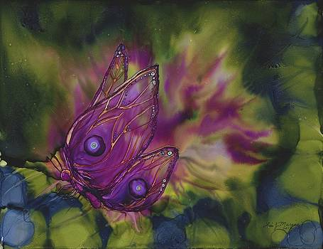 Butterfly by Lisa  Marsing