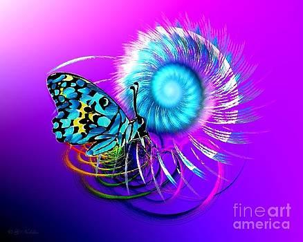 Butterfly Magic by Gabriele Nedilka