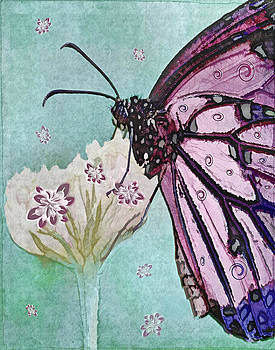 Butterfly Martini by Jill Balsam