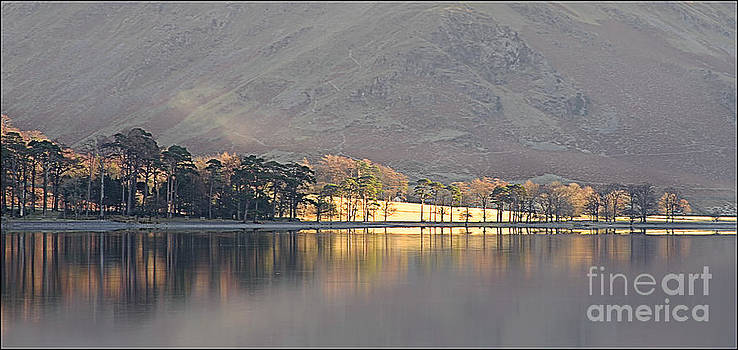Buttermere by George Hodlin