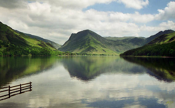 Buttermere by Kenneth Hadlock