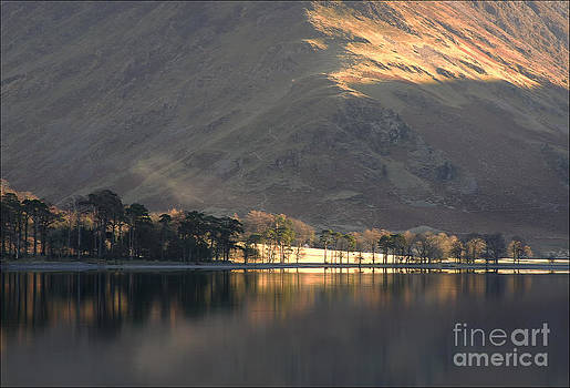 Buttermere No2 by George Hodlin