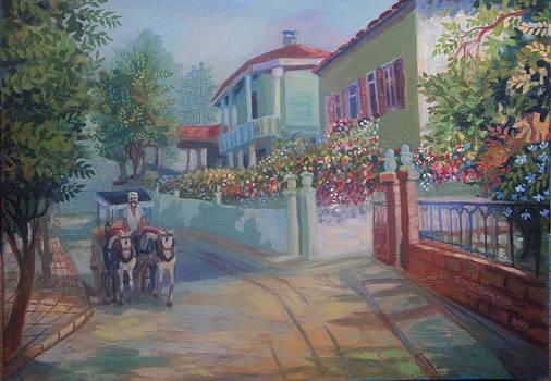 Buyukada-2 by Yavuz Saracoglu