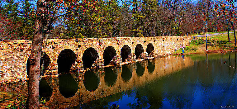 Paul Mashburn - Byrd Creek Dam
