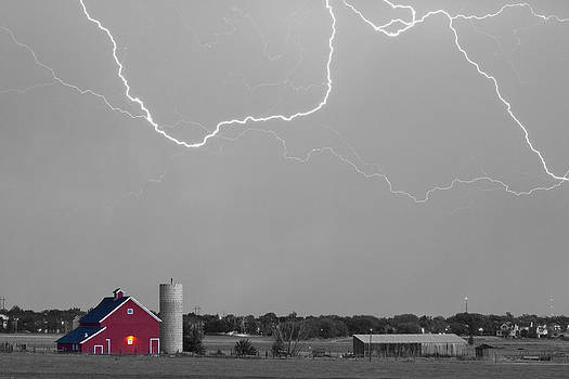 James BO Insogna - C2C Red Barn Lightning Rodeo BW SC