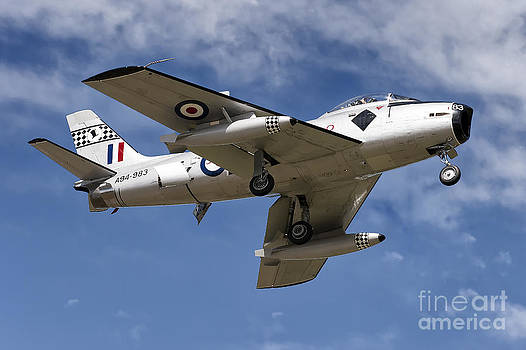 CA-27 Sabre by Michael Howard