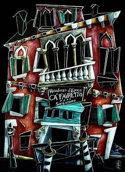 Arte Venezia - CA FavReTTo