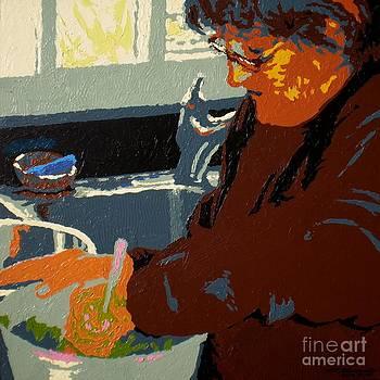 Cabbage Salad v.1 by Max Yamada