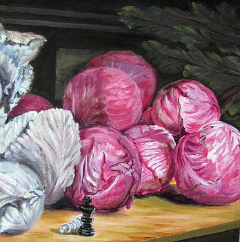 Cabbages and Kings by Vera Rodgers