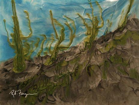Cactus Rock by Roger Ferguson