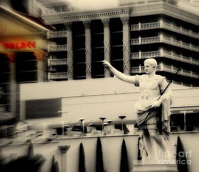 Susanne Van Hulst - Caesars Palace in Las Vegas