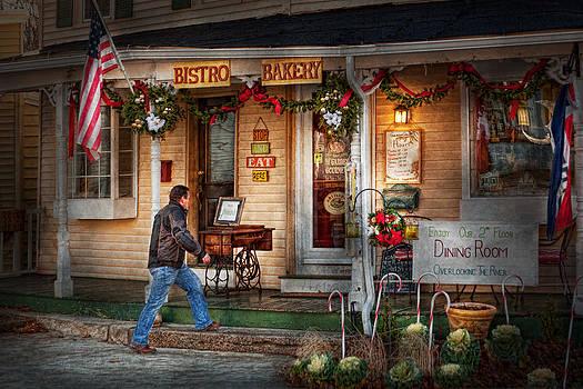 Mike Savad - Cafe - Clinton NJ - Bistro Bakery