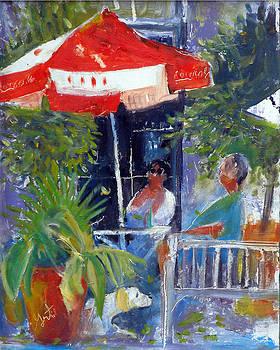 Gertrude Palmer - Cafe