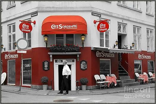 Sophie Vigneault - Cafe Sorgenfri