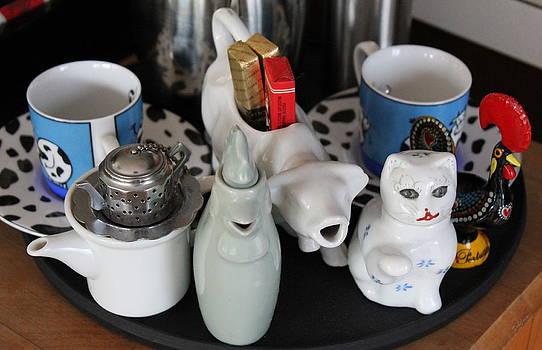 Cafe Wares by Deborah  Crew-Johnson