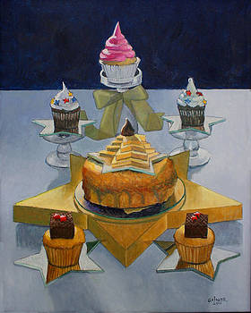 Cakefest by Gainor Roberts