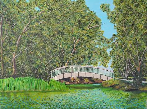 Cal City Park One by Stephen Ponting