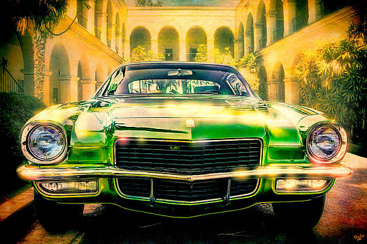 California 1970 Camaro by Chris Lord