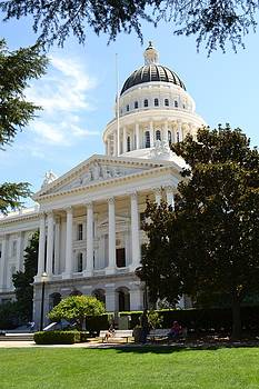 California Capitol by Bob Rowell