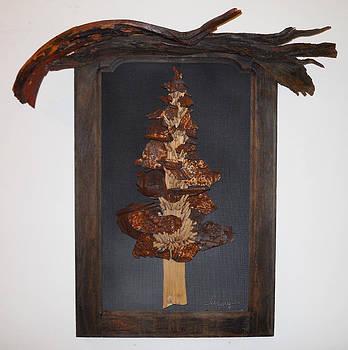 California Tree by Karen LeCocq