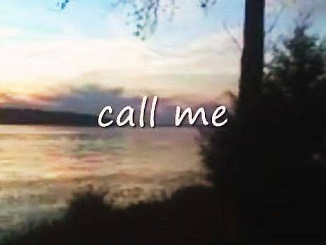 Call me a plea from the heart by Dorothy S Guinn