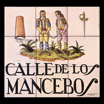 David Pringle - Calle de los Mancebos