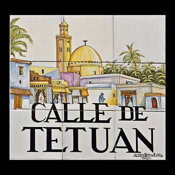 David Pringle - Calle de Tetuan