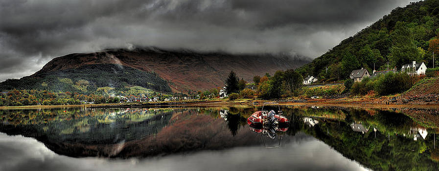 Calm before the storm by John Chivers