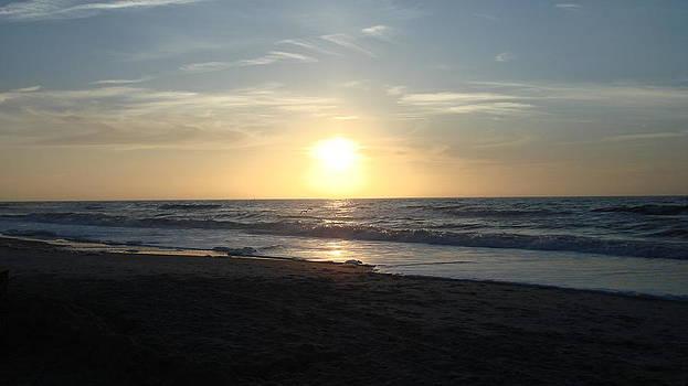 Calm sunrise by Marcus Hudson