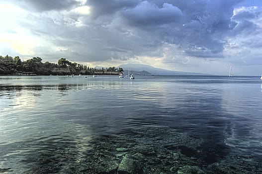 Calm Waters by Stamatis Gr
