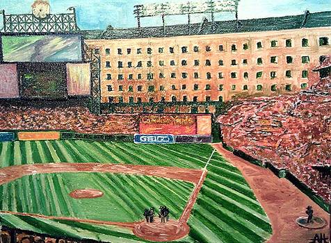Andrew Hench - Camden Yards