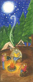 Campfire by Barbara Esposito