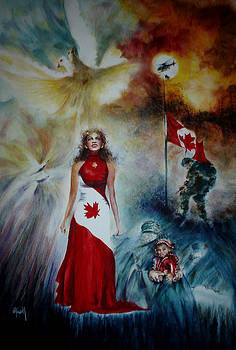 Canada Our Passion for Peace by NHowell