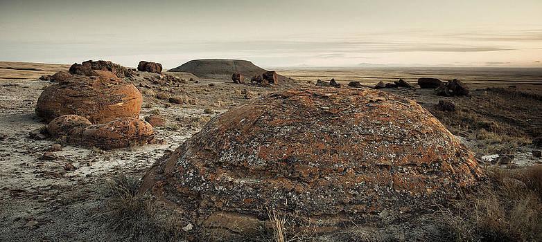 RicharD Murphy - Canadian Badlands