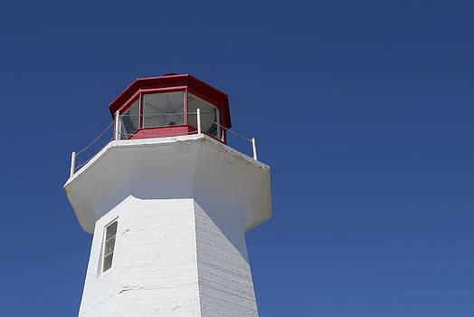 Canadian East Coast Lighthouse by Kelsey Horne