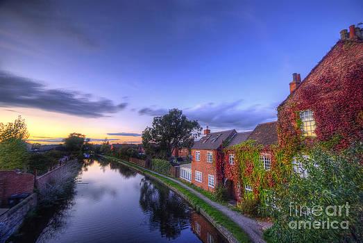 Yhun Suarez - Canal Sunset