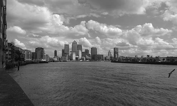 Canary Wharf  by Chris Davison