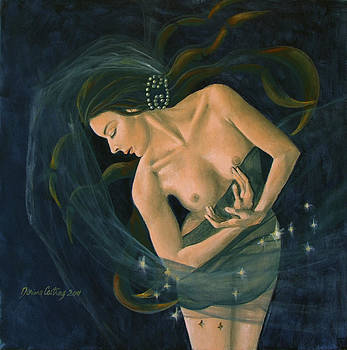 Cancer from Zodiac series by Dorina  Costras
