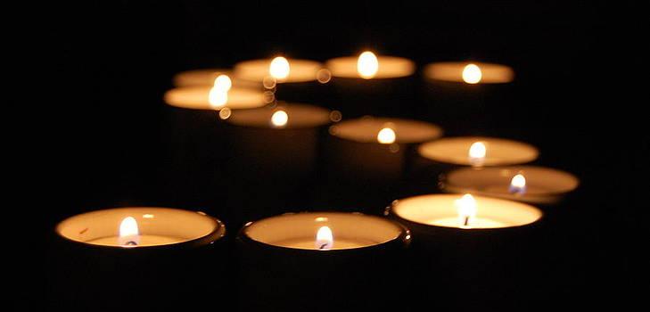 candleS by Ama Arnesen