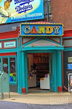 Sophie Vigneault - candy store